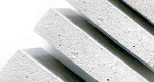 Магнезитові плити Tecbor | Теплоізоляція Негорючість