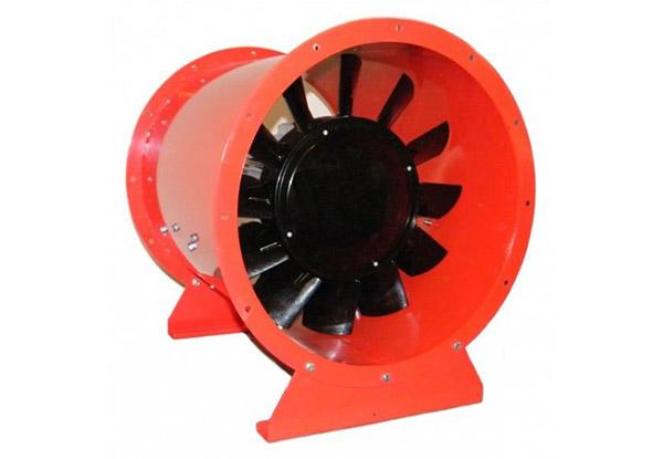 Вентилятори димовидалення та підпору повітря mcr Monsun