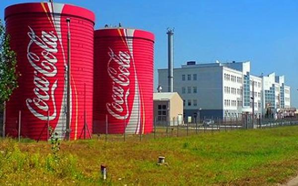 Завод Кока-Кола