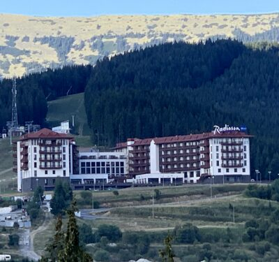 Готель Radisson Blu Resort Bukovel