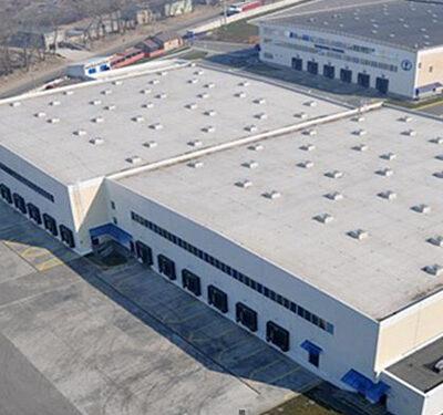 Логістичний комплекс East Gate Logistic