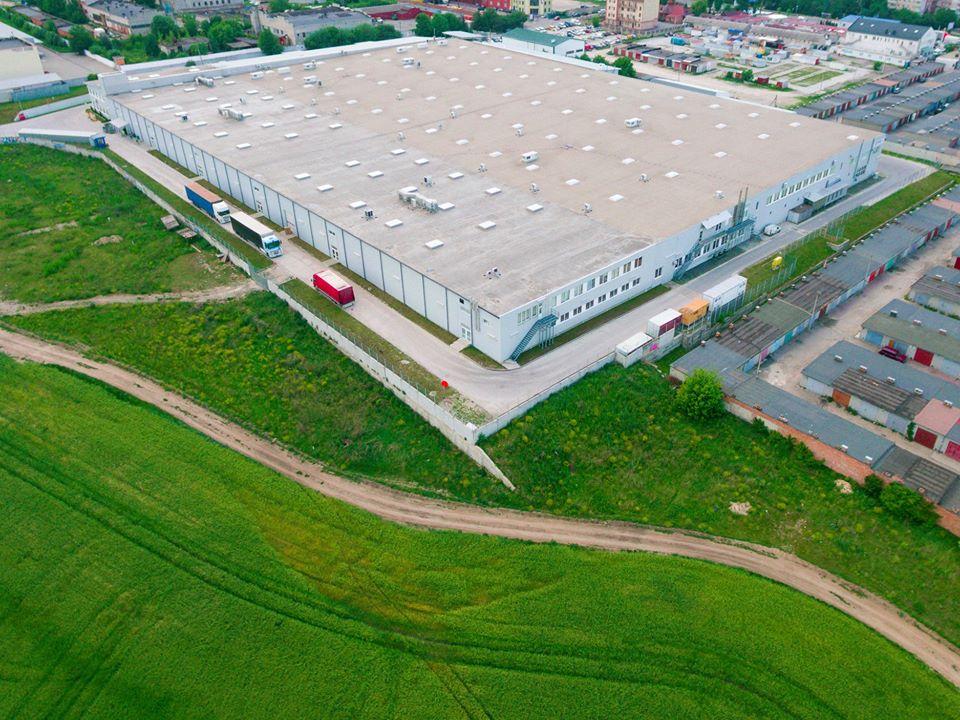 Завод Sebn UA (м. Чортків)