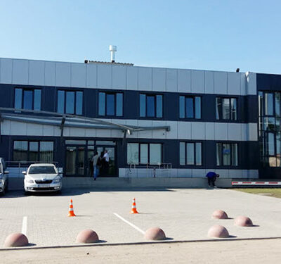Завод Sebn UA (м. Чернівці)