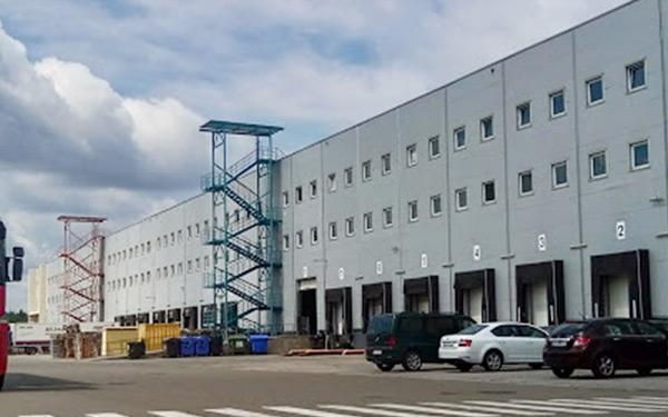 Логістичний комплекс West Gate Logistic